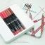 Ver.88 Holiday Lip Pencil Set (1.1gx6pcs) ลิปดินสอน่ารักมุ้งมิ้ง เนื้อนุ่มลื่น thumbnail 8