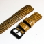 Brown Genuine Leather Back Lizard Leather Watch Strap Pam Buckle 24/20 mm สำเนา thumbnail 2