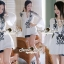 Seoul Secret Say's... Bell Sleeve Stickly Blouse thumbnail 5