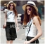 Lady Ribbon's Made Lady Laura Casual Nature Embroidered Cropped Top and Culottes Set thumbnail 4