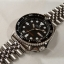 นาฬิกา Seiko Automatic Black Diver Watch 200m SKX007K Jubilee Strap thumbnail 3