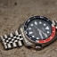 นาฬิกา Seiko Automatic Pepsi Diver Watch 200m SKX009K Jubilee Strap thumbnail 2