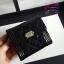 Chanel boy wallet สีดำ หนังแก้ว งานHiend Original thumbnail 2