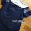 Lady Wendy Embroidered Denim Dress with Frilled Cotton Neck thumbnail 6