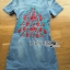 Lady Ribbon's Made Lady Jane Red Rose Embroidered Denim Dress thumbnail 5