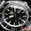 นาฬิกา Seiko Automatic Sports Mens Diver Watch Black SNZH55K1 thumbnail 6