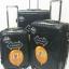 กระเป๋าล้อลาก 20 นิ้ว สีดำ แบรนด์ Hipolo ของแท้ thumbnail 4