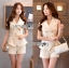 Lady Ribbon's Made Lady Sophia Smart Casual Double-Breasted Sleeveless Suit Set thumbnail 5