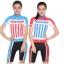 **สินค้าพรีออเดอร์**ชุดปั่นจักรยาน easetour ผู้หญิงลายมาใหม่(เสื้อ+กางเกง) มี 5 สี thumbnail 1