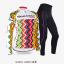 **พรีออเดอร์** เสื้อปั่นจักรยานผู้หญิงแขนยาว สีสวย ราคาจัดโปร thumbnail 3