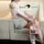Seoul Secret Say's... Open Shiulder Lace Furnish Shirt Dress thumbnail 4