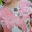 XL,2XL,3XL,4XL,5XLชุดเดรสสาวอวบ++ ชุดเดรสผ้าบุชเชอร์ ทอลายดอก โทนสีชมพู ผ้าเนื้อดีหนา สวมใส่สบาย thumbnail 19