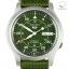 Seiko 5 Sport Military Green Strap SNK805K2 thumbnail 1