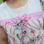5 Size= XL,2XL,3XL,4XL,5XL ชุดเดรสสาวอวบ++ ชุดเดรสผ้าบุชเชอร์ ทอลายดอก คาดอกติดโบว์ สีชมพู ผ้าเนื้อดีมากหนา thumbnail 22