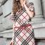 Seoul Secret Say's... Burberry Red Ribbon Dress thumbnail 1