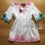 Lady Ribbon's Made Lady Sweet Pastel Mini Dress thumbnail 4