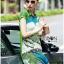 Lady Ribbon's Made Lady Sylvia Relaxed and Playful Cartoon Printed Shirt Dress thumbnail 2