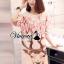 "Vivivaa recommend ""Little deer Lady pink dress"" thumbnail 1"