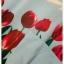 Sweet Bunny Present... Valentino tulip print maxi dress thumbnail 4
