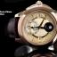 นาฬิกา CITIZEN Eco - Drive Moon Phase Sapphire Rose Gold สายหนัง BU0003-13P thumbnail 1