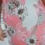 XL,2XL,3XL,4XL,5XLชุดเดรสสาวอวบ++ ชุดเดรสผ้าบุชเชอร์ ทอลายดอก โทนสีชมพู ผ้าเนื้อดีหนา สวมใส่สบาย thumbnail 20