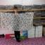 ผ้าชีฟองสไตล์เกาหลีผืนใหญ่ thumbnail 3