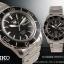 นาฬิกา Seiko Automatic Sports Mens Diver Watch Black SNZH55K1 thumbnail 5