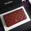 Chanel wallet สีแดงเลือดนก งานHiend Original thumbnail 1