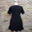 ชุดดำพร้อมส่ง สำหรับสาวอวบ++ F 36-43 นิ้ว T5108 thumbnail 8