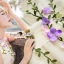 Seoul Secret Say's... Violatta Bloom Creamy Cami Dress thumbnail 5