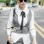 Seoul Secret Say's... Chic Grayly Sandy Pattern Set thumbnail 1