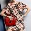 Seoul Secret Say's... Burberry Red Ribbon Dress thumbnail 5