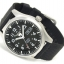 Seiko 5 Sport Mens Automatic Military 100M Black Strap SNZG15 thumbnail 3
