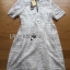 Lady Ribbon's Made Lady Gabby Pretty Crystal Embellished Lace Shirt Dress thumbnail 5