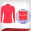 เสื้อรัดกล้ามเนื้อ รุ่นQuick Dry มีรูระบายอากาศ สีชมพู deeppink thumbnail 1