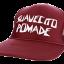 หมวก Suavecito (Suicidal Hat - Burgundy) FREE EMS thumbnail 1