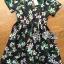 Lady Ribbon's Made Lady Taylor Little White Daisy Printed Dolce & Gabbana Mini Dress thumbnail 5