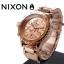 นาฬิกา NIXON Men Chronograph Chronograph Rose Gold Dails Watch A083897 48-20 thumbnail 7