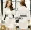 Lady Ribbon's Made Lady Alana Minimal Chic White Cotton Shirt Dress thumbnail 2