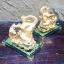 ของขวัญมงคล ช้างทองคู่ร่ำรวยเงินทอง thumbnail 1