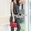 Seoul Secret Say's .... Harmony Stripy Lace Jump Waist Chic Set สีดำ thumbnail 6