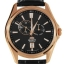 Orient Automatic Gold and rose gold Leather Watch Orient ET0R002B thumbnail 2