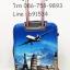 กระเป๋าเดินทาง Polycarbonate ลายเครื่องบินไซส์ 24 นิ้ว thumbnail 2