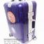 กระเป๋าเดินทางสีน้ำเงิน รุ่นขอบอลูมิเนียม Ultra Light ไซส์ 20 นิ้ว thumbnail 3