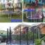 แทรมโพลีน 14 ฟุต สปริงบอร์ด trampoline ขนาดใหญ่ สำหรับเด็ก 6-7 คน thumbnail 2