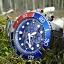 นาฬิกา Seiko Men Chronograph Solar System Diver 200m seiko ssc019P สาย Stainless Pepsi thumbnail 3