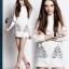 Cliona made' Inca Luxury Long Sleeves Shirt Mini Dress thumbnail 4