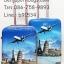 กระเป๋าเดินทางล้อลาก ลายเครื่องบินสีฟ้า ไซส์ 20 นิ้ว thumbnail 6