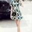 Cliona made' Grammy Square Line Shirt Dress thumbnail 4
