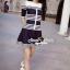 Seoul Secret Say's... Chic Stripy Knitty Dress thumbnail 7
